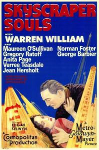 Skyscraper Souls 1932 Warren William