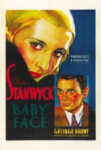 Baby Face 1933 Barbara Stanwyck