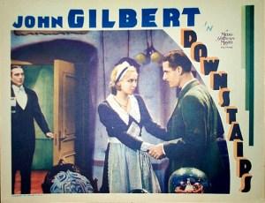Downstairs 1932 John Gilbert