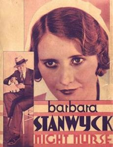 Night Nurse 1931 Barbara Stanwyck