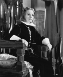 Queen Christina 1933 Greta Garbo