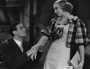 Rafter Romance 1933 Ginger Rogers