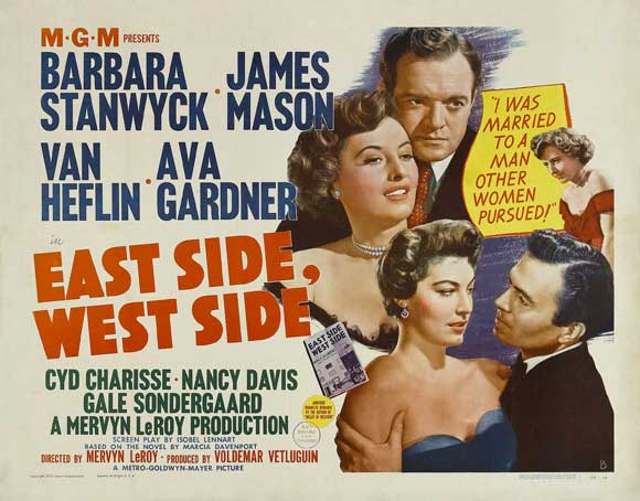 East Side, West Side (1949) | The Hollywood Revue