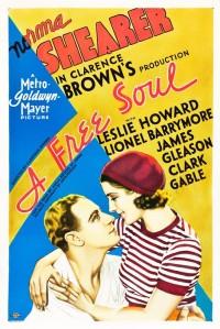 A Free Soul Norma Shearer Leslie Howard