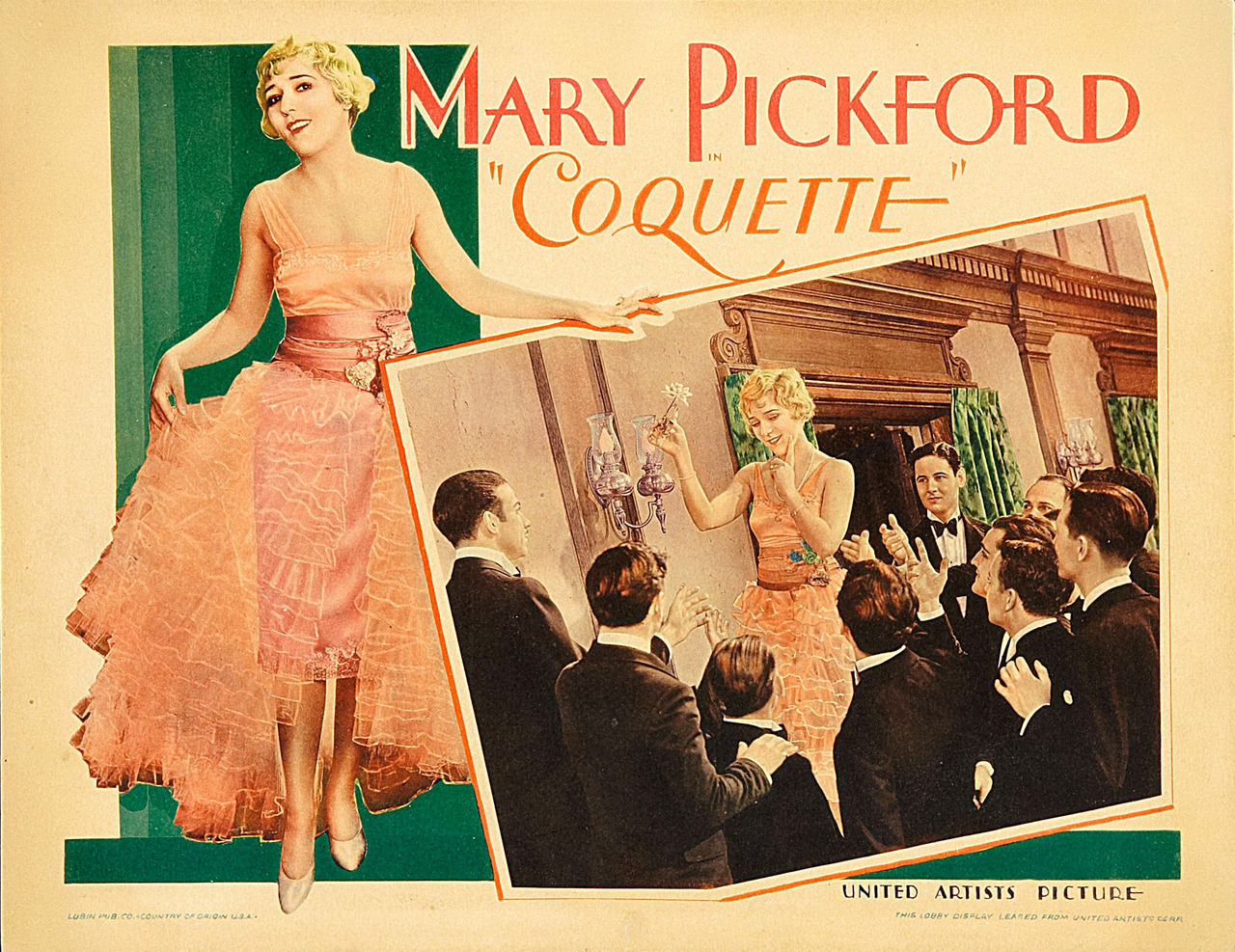 Mary Pickford - Coquette (1929) [MEGA]