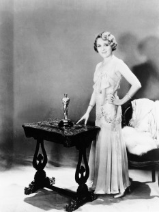 Mary Pickford Oscar