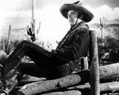 Warner Baxter In Old Arizona