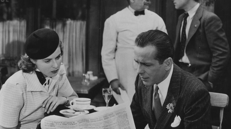 Ingrid Bergman Casablanca
