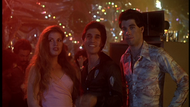 SNF_Joey with Tony During 1st Disco Scene