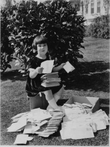 Baby Peggy Fan Mail