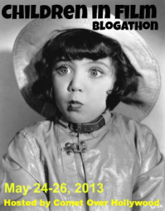 Comet Over Hollywood Child Star Blogathon