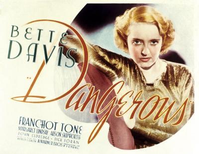 Bette Davis Dangerous