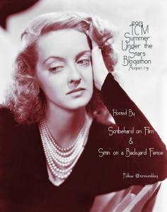 Bette Davis SUTS Blogathon Banner