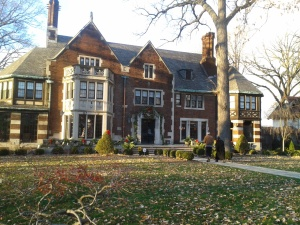 The Charles T. Fisher Mansion