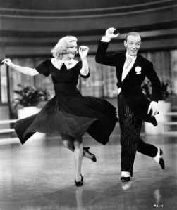 Astaire and Rogers in Swing Time