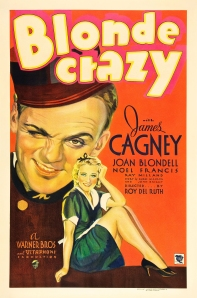Blonde Crazy Poster