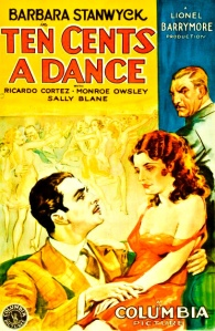 Ten Cents a Dance 1931