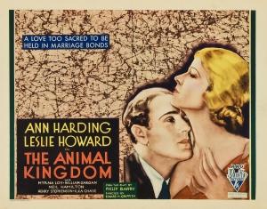 The Animal Kingdom Poster