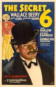 The Secret Six 1931 Poster