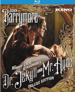Dr. Jekyll and Mr. Hyde 1920 Kino Blu-Ray Cover
