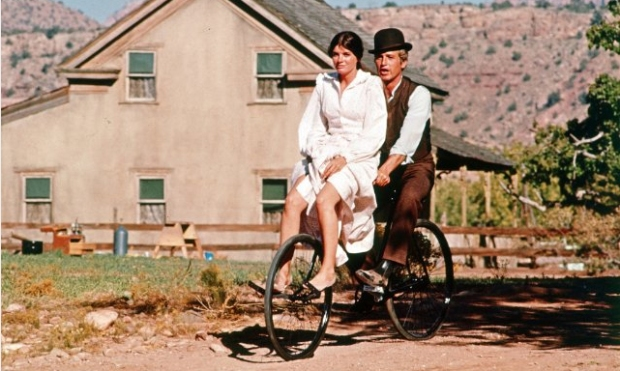 Butch Cassidy and the Sundance Kid Raindrops Keep Falling on my Head