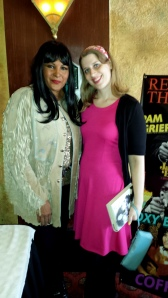 Me with Pam Grier