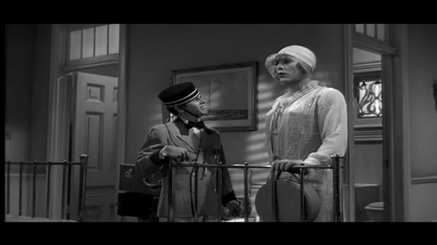 Al Breneman and Tony Curtis in Some Like it Hot