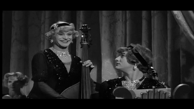 Some Like it Hot Jack Lemmon Whole Personality