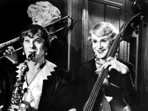 Some Like it Hot Tony Curtis Jack Lemmon