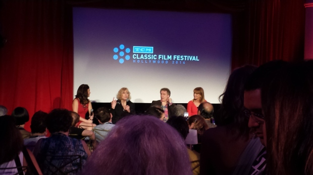 Kim Novak Jane Seymour Club TCM TCMFF