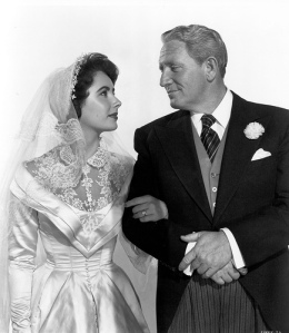 Father of the Bride Spencer Tracy Elizabeth Taylor