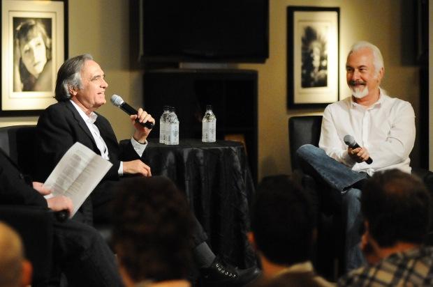 Rick Baker Joe Dante TCM Classic Film Fest 2014
