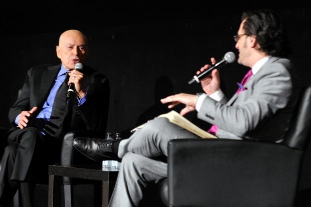 Alan Arkin Ben Mankiewicz TCMFF 2014