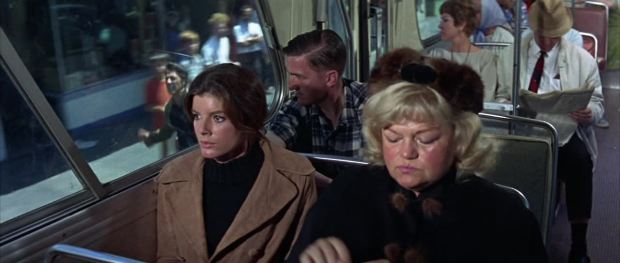 Elaine Robinson Bus The Graduate