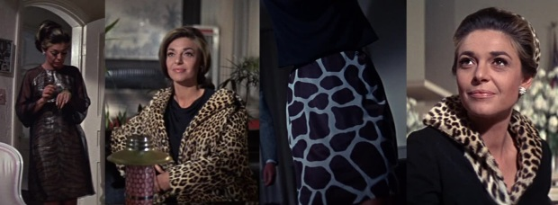 Mrs. Robinson Animal Print Clothes