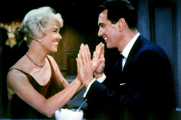Rock Hudson Doris Day Pillow Talk