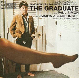 The Graduate Soundtrack Album Cover