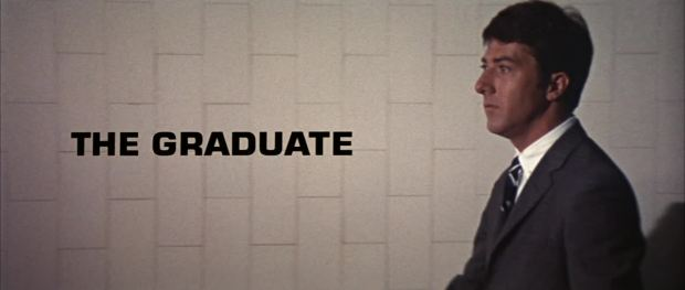 The Graduate Opening Credits