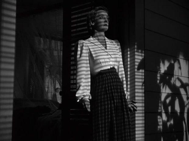 Bette Davis The Letter lines