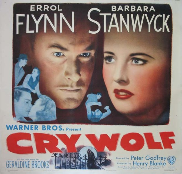 Cry Wolf 1947 Poster