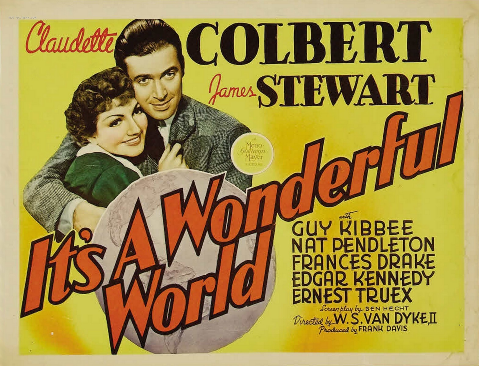 Complete Classic Movie It S A Wonderful World 1939 Independent Film News And Media