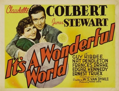 Image result for It's a Wonderful World 1939