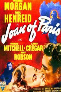 Joan of Paris Poster