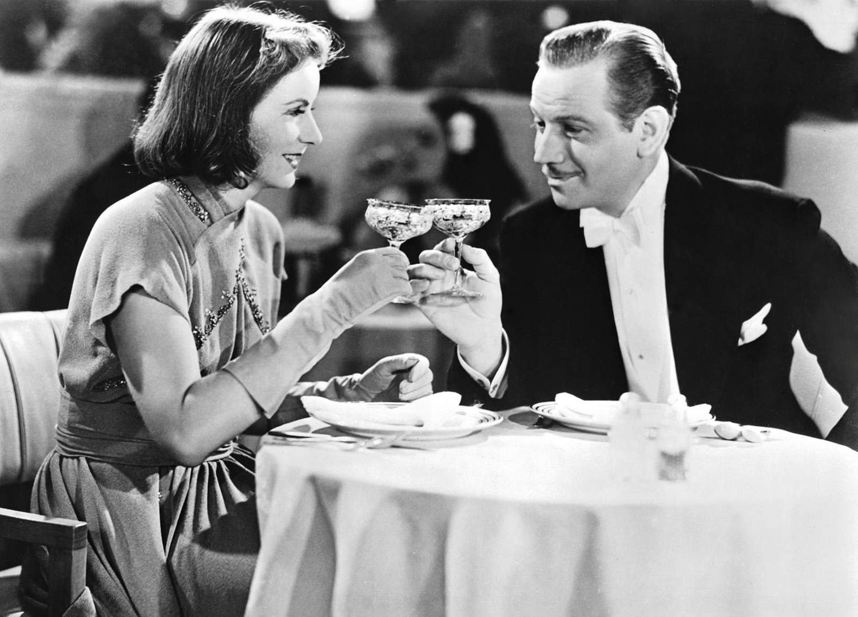 Melvyn Douglas Greta Garbo Ninotchka