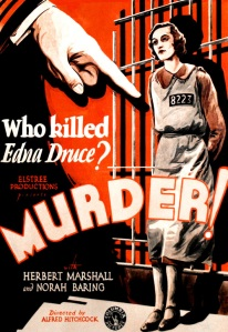 Murder! 1930