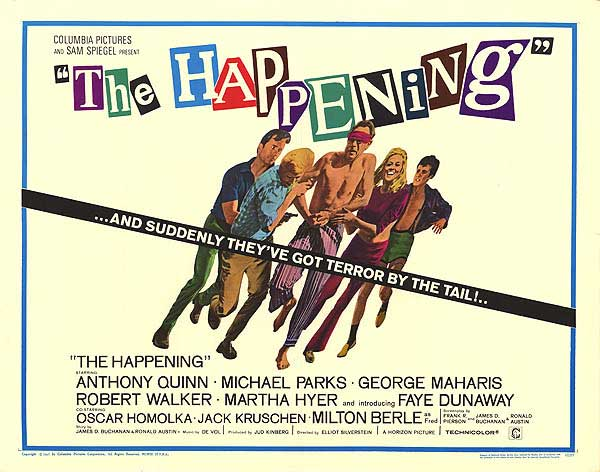 The Happening 1967