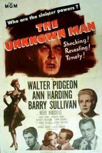 The Unknown Man 1951