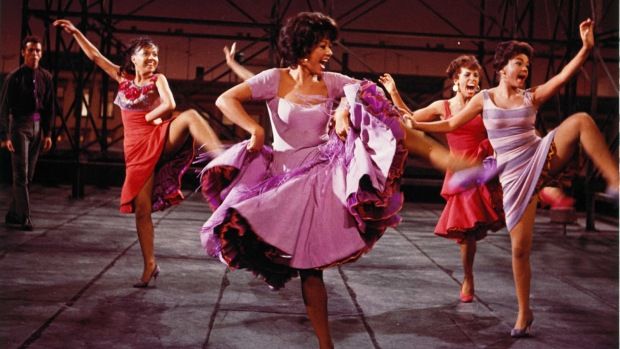 Rita Moreno West Side Story