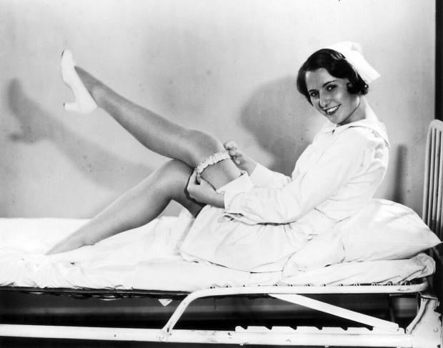 Barbara Stanwyck Night Nurse