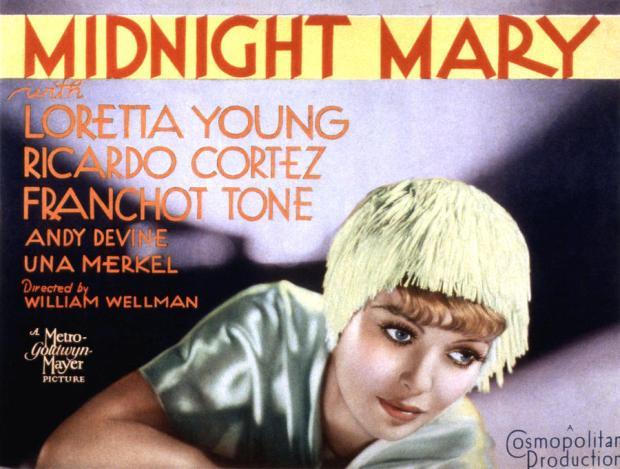 Midnight Mary 1933
